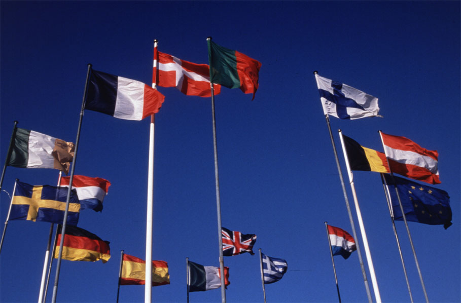 Samenwerking in de Europese Unie | Bart Stofberg