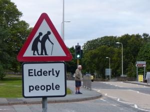 Pas op - ouderen
