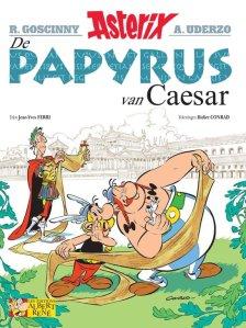 Asterix-papyrus-van-caesar